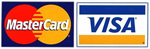 Cash, Visa, MC, Discover, Amex, Cash Discount